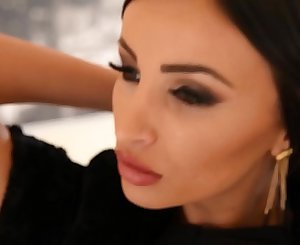 Breath-taking sex goddess Alyssia Kent gets her DP cravings fulfilled