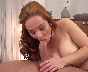 hot chesty milf jessica red rough fucked