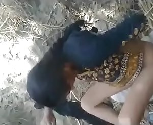 Desi village bhabi outdoor suck her devar dic